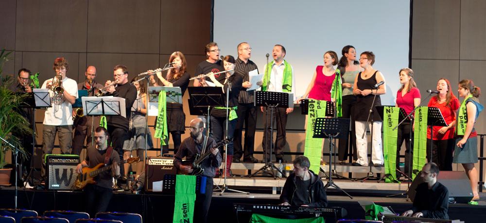 grooveB - Kirchentag 2011